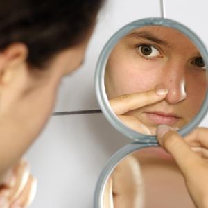 鼻ニキビの治し方