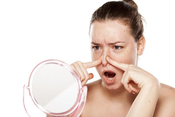 鼻の皮脂ケア